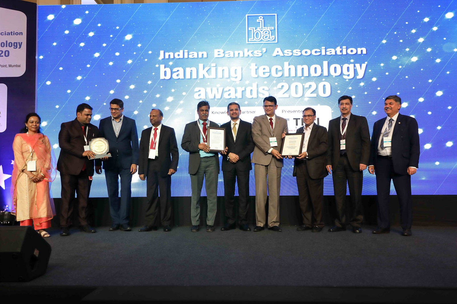 PNB won IBA Banking Technology Awards 2020